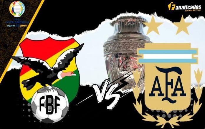 Copa América Bolivia vs. Argentina Predicciones y Previa