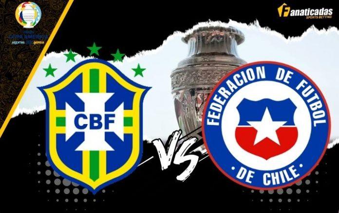 Copa América Brasil vs. Chile Predicciones y Previa
