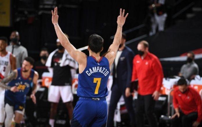 NBA ¡Dale no más Campazzo! A semis de conferencia