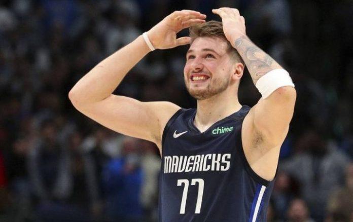 NBA Otra noche mágica de Luka Doncic y 3-2 para los Mavs
