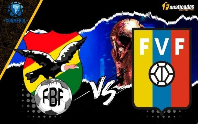Pronósticos Eliminatorias Sudamericanas Bolivia vs. Venezuela