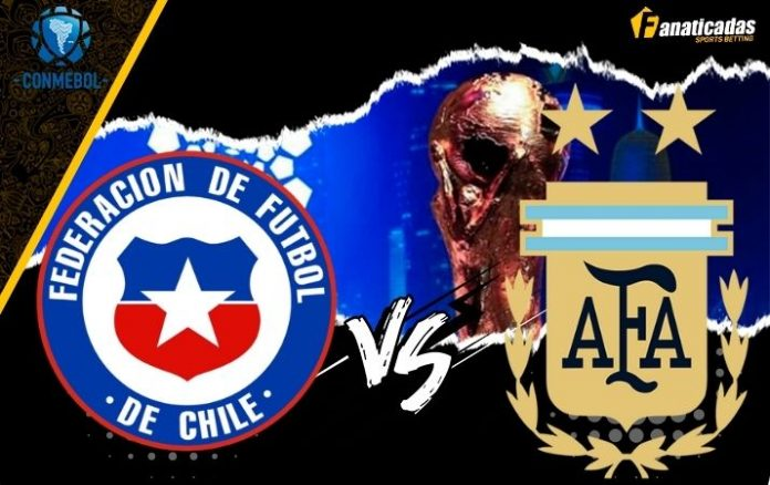 Pronósticos Eliminatorias Sudamericanas Chile vs. Argentina