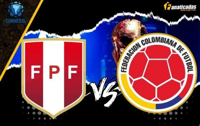 Pronósticos Eliminatorias Sudamericanas Perú vs. Colombia