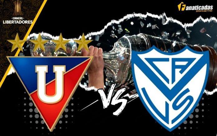 Copa Libertadores Barcelona vs. Vélez Predicciones y Previa
