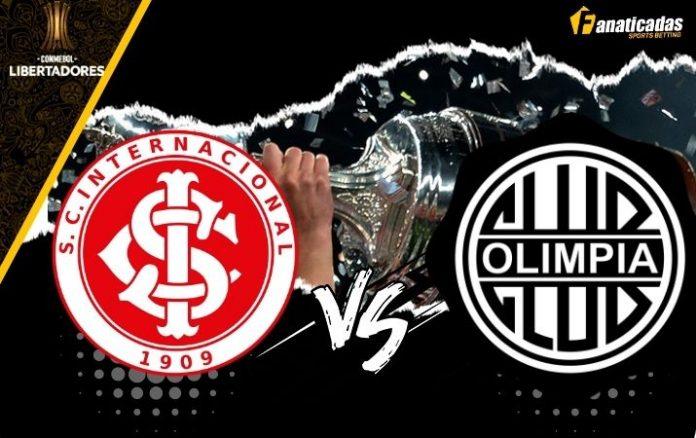 Copa Libertadores Internacional vs. Olimpia Predicciones y Previa