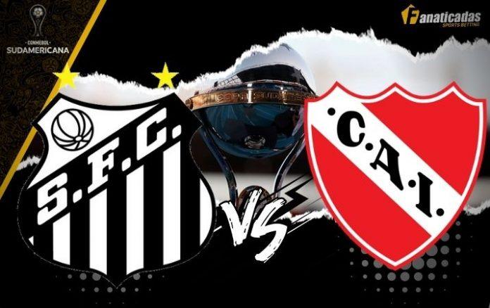 Copa Sudamericana Independiente vs. Santos Predicciones y Previa