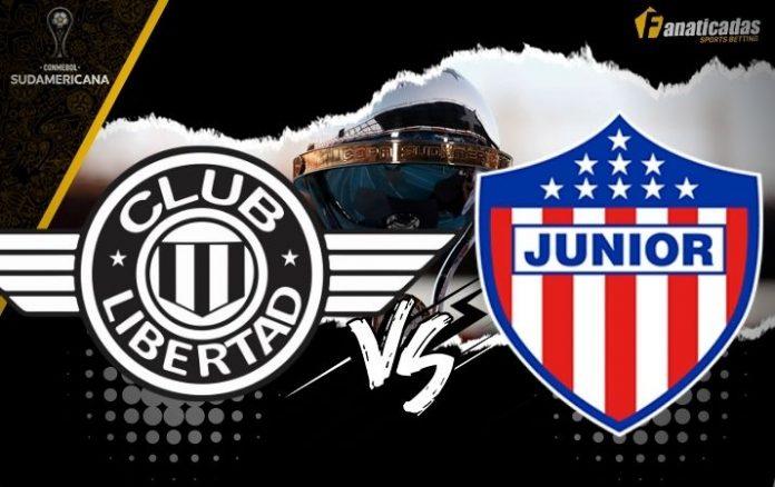 Copa Sudamericana Libertad vs. Junior Predicciones y Previa