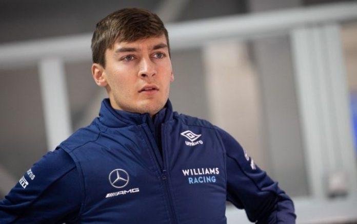 F1 Russell con el corazón en Mercedes