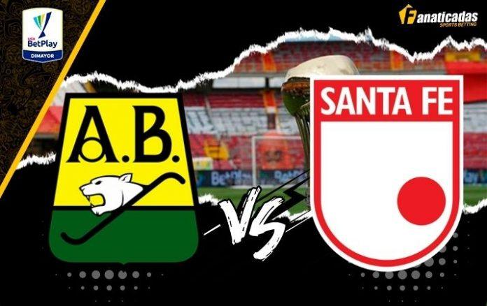 Liga Betplay Bucaramanga vs. Santa Fe Predicciones y Previa