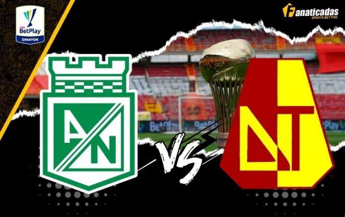 Liga Betplay Liga Betplay Atlético Nacional vs. Tolima Predicciones y Previa Doradas vs. América Predicciones y Previa