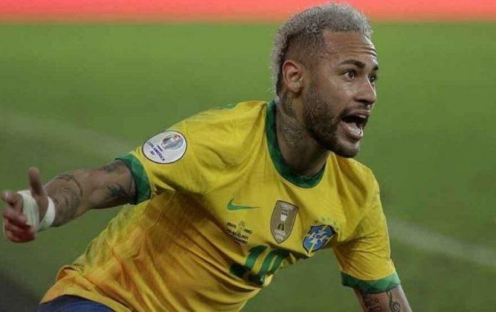 Neymar y su primera final de Copa América