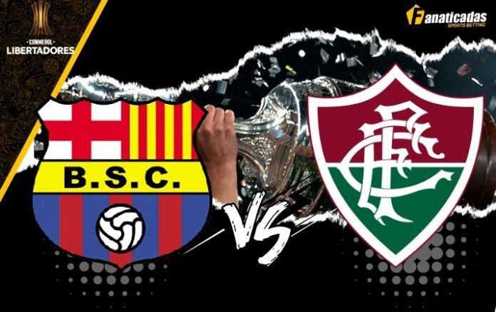 Copa Libertadores Barcelona vs. Fluminense Pronósticos y Previa