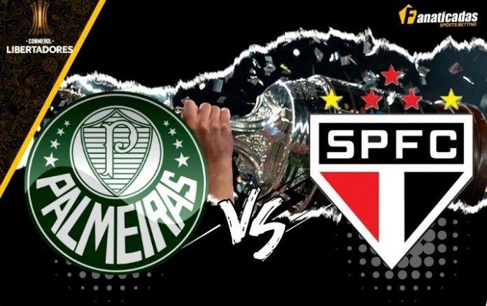 Copa Libertadores Palmeiras vs. Sao Paulo Pronósticos y Previa