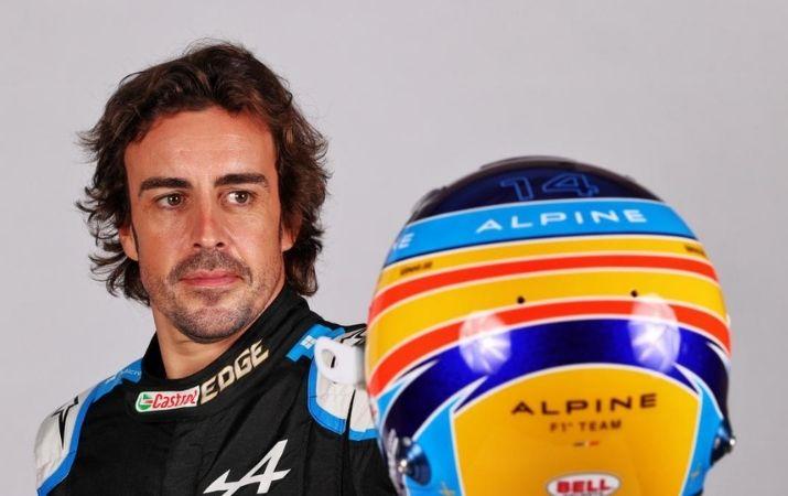 F1 Alonso, un año más con Alpine