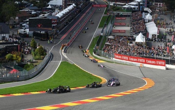F1: Previa Spa-Francorchamps, Gran Premio de Bélgica | Fanaticadas