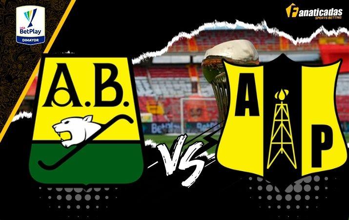 Liga BetPlay Bucaramanga vs. Alianza Petrolera Pronósticos y previa