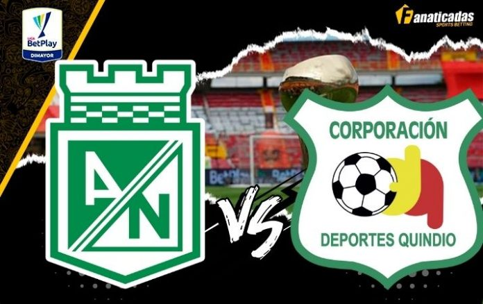 Liga Betplay Atlético Nacional vs. Quindío Pronósticos y Previa