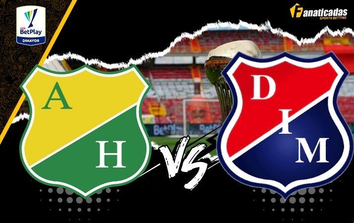 Liga Betplay Huila vs. DIM Pronósticos y Previa