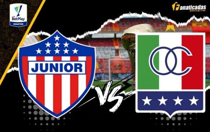 Liga Betplay Junior vs. Once Caldas Pronósticos y Previa