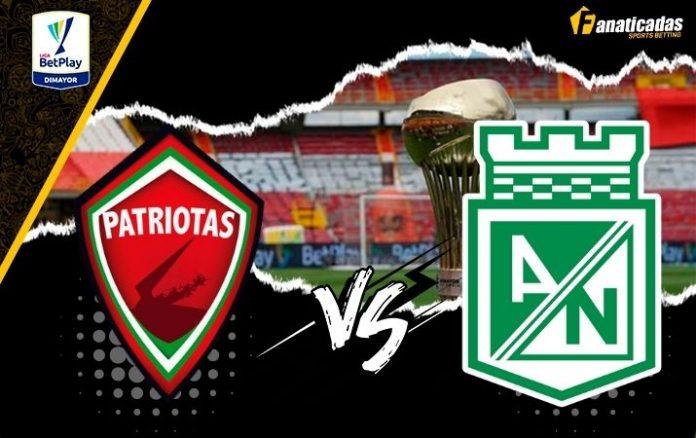 Liga Betplay Patriotas vs. Atlético Nacional Pronósticos y Previa