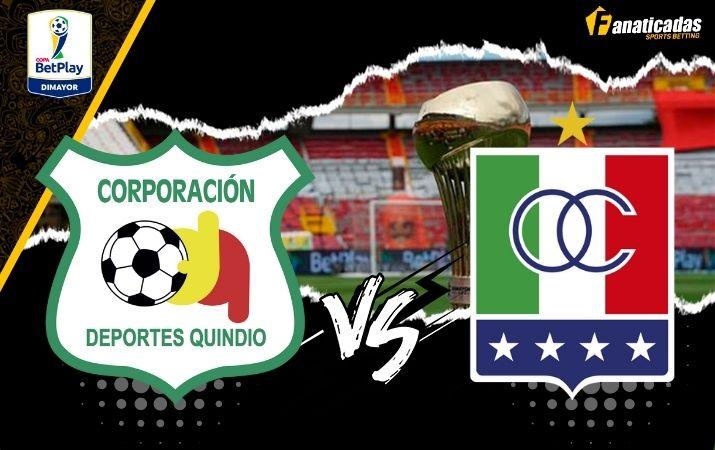 Liga Betplay Quindío vs. Once Caldas Pronósticos y previa