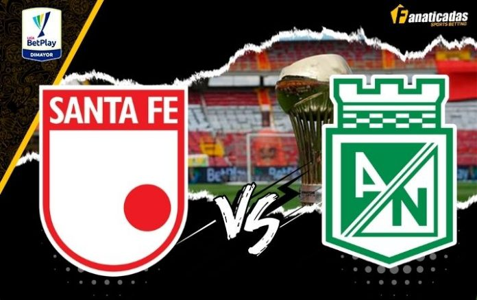 Liga Betplay Santa Fe vs. Atlético Nacional Predicciones y Previa