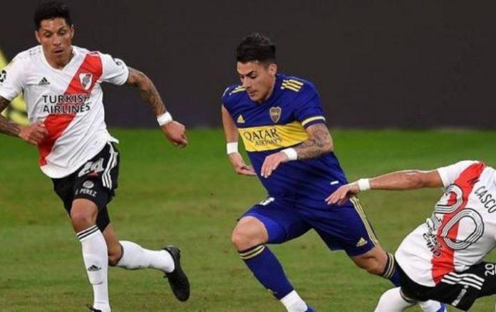 Previa River Plate vs. Boca Junior Copa Argentina