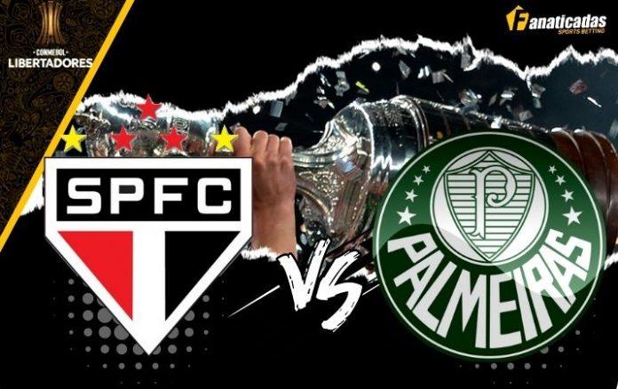 Pronósticos y previa Copa Libertadores Sao Paulo vs. Palmeiras