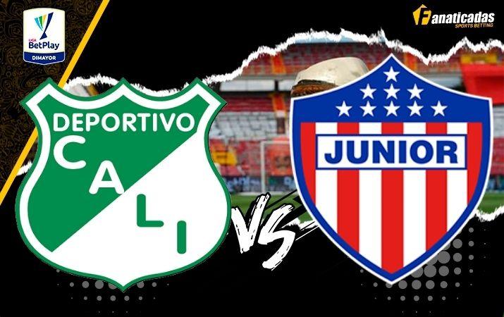 Seguimos con las fechas de la Liga Betplay, en esta oportunidad con nuestras apuestas del fútbol colombiano. Así llegan los pronósticos y la previa de Cali vs. Junior.