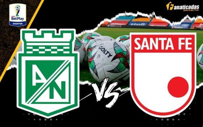 Copa Betplay Previa Atlético Nacional vs. Santa Fe Pronósticos