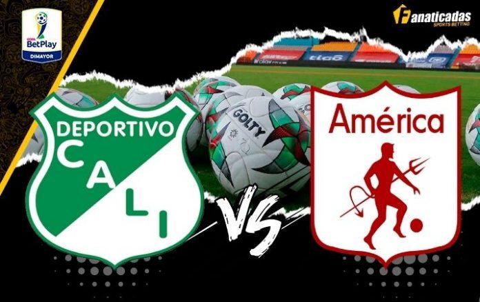 Copa Betplay Previa Deportivo Cali vs. América Pronósticos