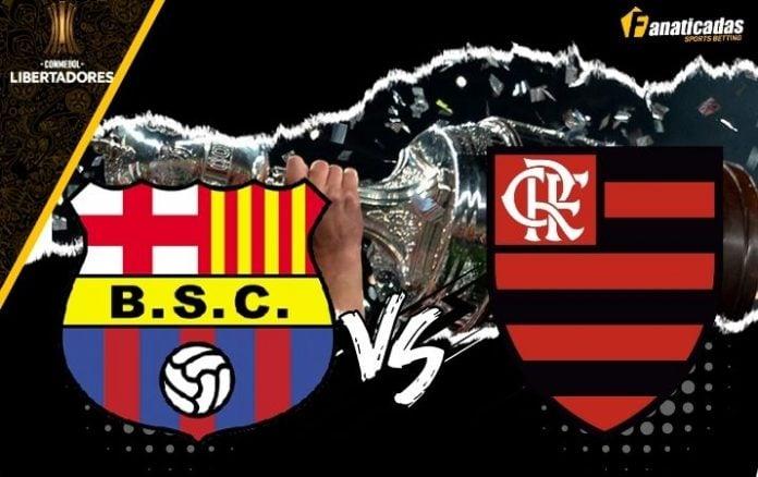 Copa Libertadores Previa Barcelona vs. Flamengo Pronósticos
