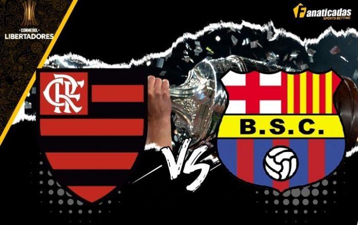 Copa Libertadores Previa Flamengo vs. Barcelona Pronósticos (1)