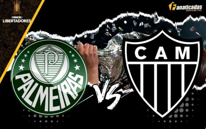 Copa Libertadores Previa Palmeiras vs. Atlético Mineiro Pronósticos