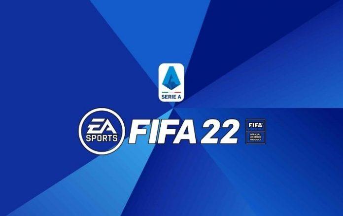 EA Sports y la Serie A italiana se asocian para el nuevo FIFA 22