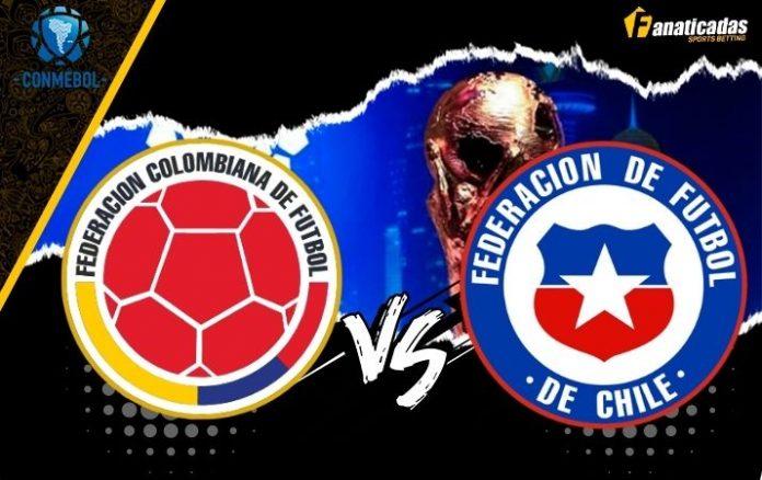 Eliminatorias Sudamericanas Previa Colombia vs. Chile Pronósticos