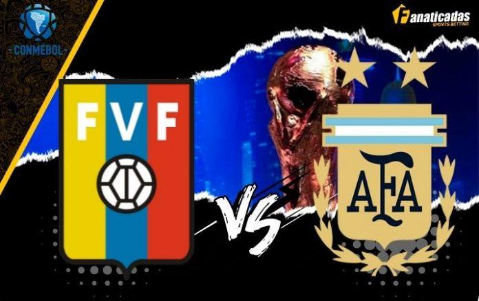Eliminatorias Sudamericanas Previa y Pronósticos Venezuela vs. Argentina
