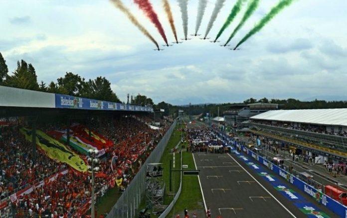 F1 Gran Premio de Italia, Monza, Horario, dónde verlo por TV y Plataformas