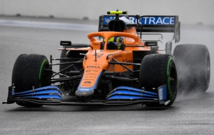 F1 Hamilton centenario, Verstappen victorioso, Lando sufre y la afición goza en Rusia