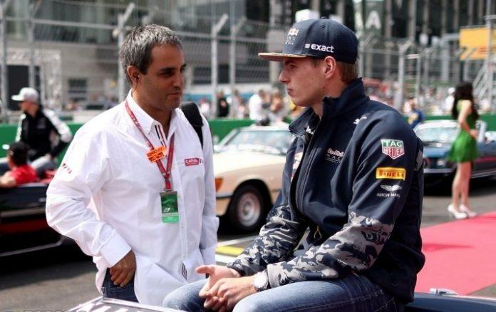 F1 Verstappen igualó a Montoya y Vettel, en el pasado Gran Premio de Rusia