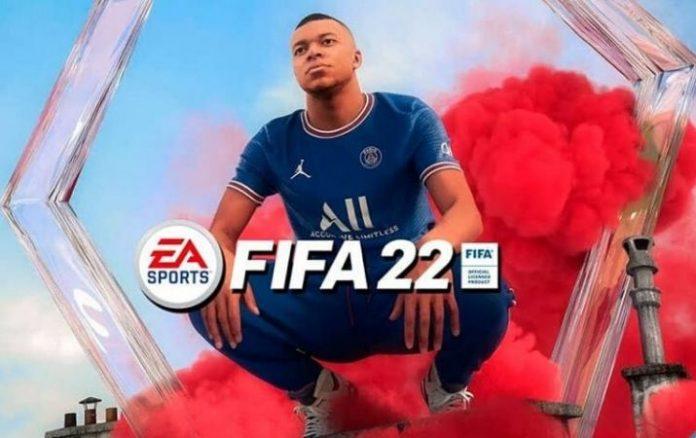 FIFA 22 Esta es la valoración de Kylian Mbappe, portada del juego