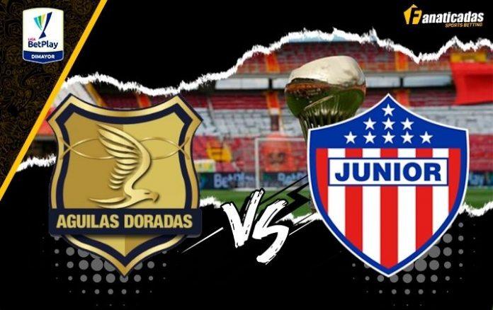 Liga Betplay Previa Águilas Doradas vs. Junior Pronósticos