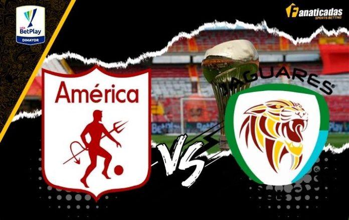Liga Betplay Previa América vs. Jaguares Pronósticos