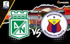 Liga Betplay   Previa Atlético Nacional vs. Pasto   Pronósticos