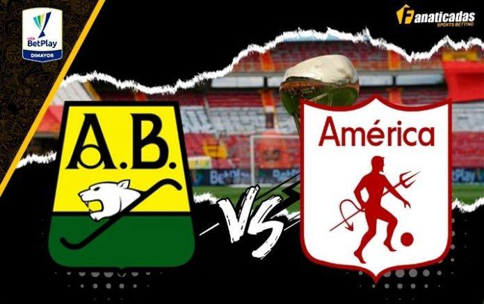 Liga Betplay Previa Bucaramanga vs. América Pronósticos