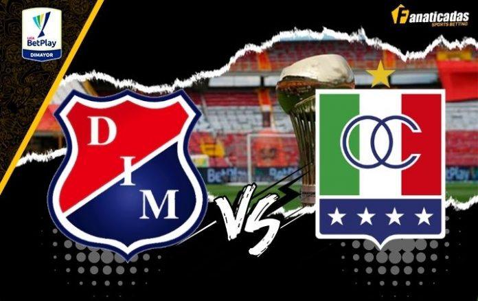 Liga Betplay | Previa: DIM vs. Once Caldas | Pronósticos
