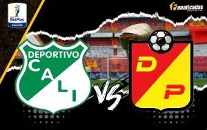 Liga Betplay | Previa Deportivo Cali vs. Pereira | Pronósticos