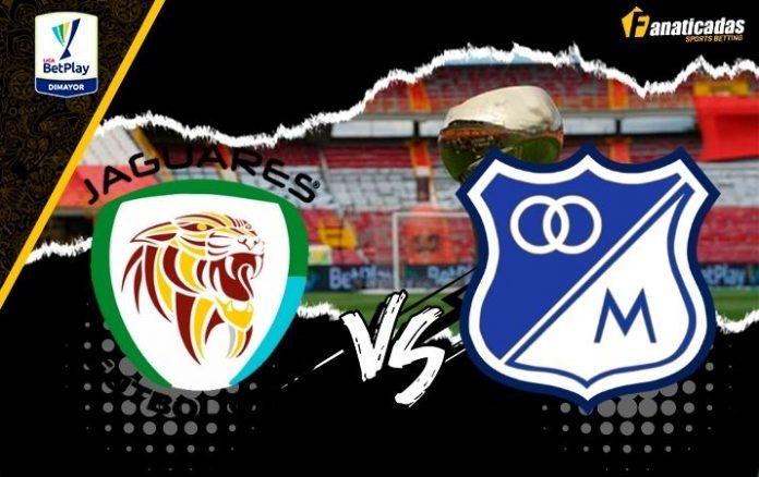 Liga Betplay Previa Jaguares vs. Millonarios Pronósticos