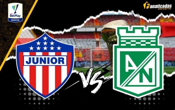Liga Betplay Previa Junior vs. Atl. Nacional Pronósticos