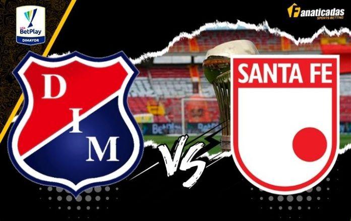 Liga Betplay Pronósticos y Previa DIM vs. Santa Fe